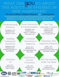 Building Community Resilience @ Jupiter Hall | Manchester | New Hampshire | United States