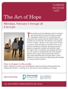 The Art of Hope @ The Currier Museum of Art | Manchester | New Hampshire | United States