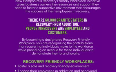 Recovery Friendly Workplace Initiative Launched by Governor