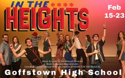 """Don't Miss """"In The Heights"""""""