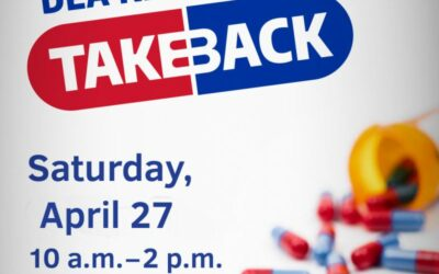 Prescription Drug Take Back Toolkit Now Available for Take Back Day, April 27th