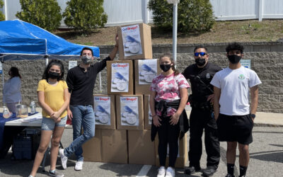 Greater Manchester Region Communities, led by our Police Departments filled 60 boxes, Collecting over 1,650 lbs. of unused, unwanted, or expired Rx drugs in just four hours! Collective Action! Collective Impact!