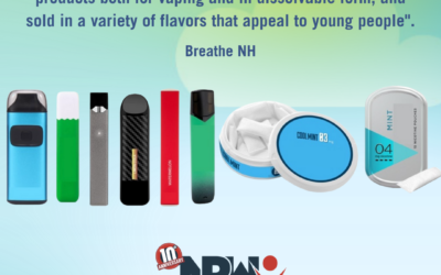Breathe New Hampshire Prevention Week Guest Blog