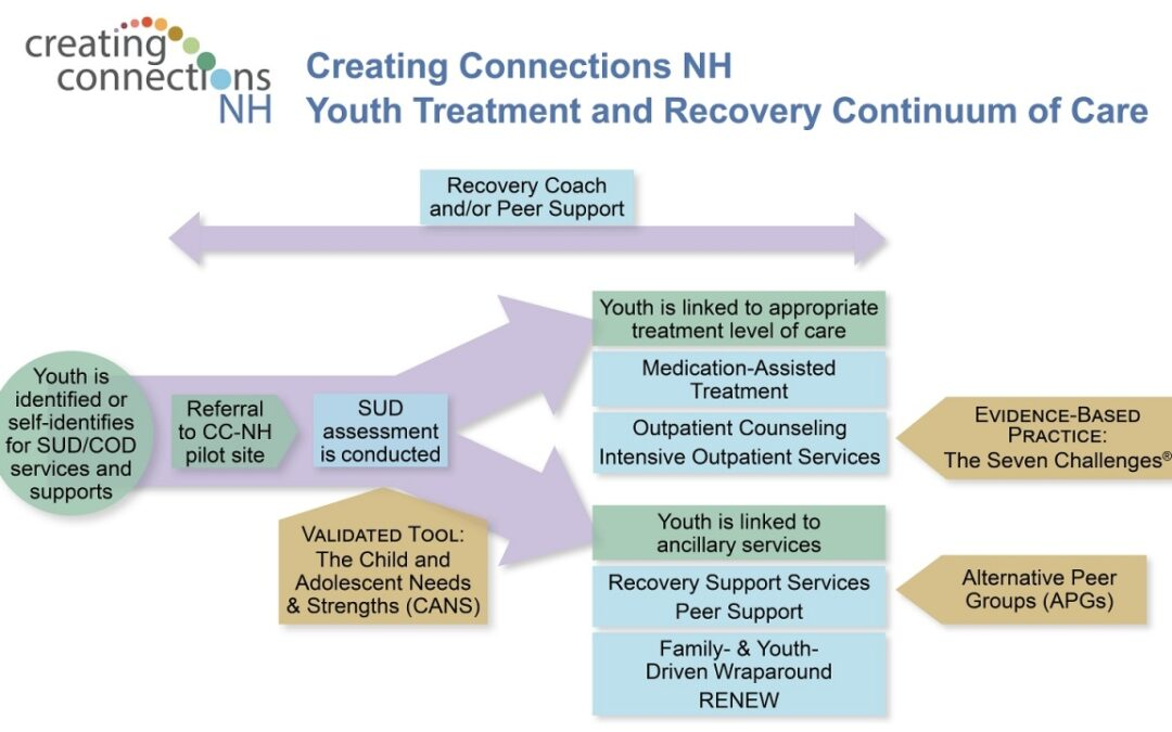 Creating Connections for New Hampshire's Youth and Young Adults