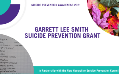 Suicide Prevention Week 2021: Garrett Lee Smith Grant Brings Suicide Prevention Training Across the State
