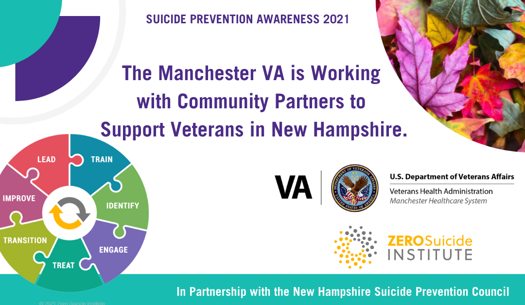 The Manchester VA is working with community partners to support Veterans in New Hampshire.