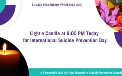International Suicide Prevention Day 2021